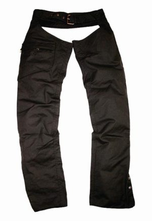 No. 7P33Kakadu Ventilator Chaps, Heavyweight 12oz Oilskin