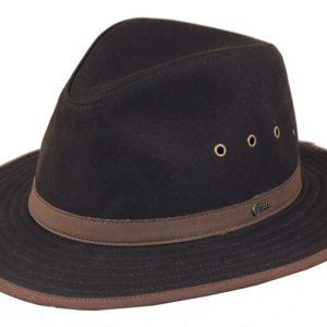 No. 1462Madison River Oilskin Hat