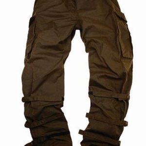 No. 4P13Kakadu Walk-about-pants, Hvy Duty Oilskin Mud Pants