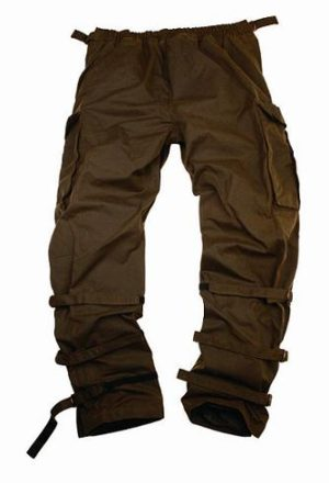No. 4P13Kakadu Walk-about-pants, Hvy Duty Oilskin Mud Pants