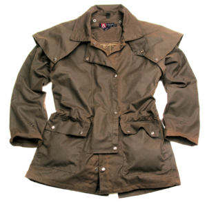 No. 4J02Australian Outback Workhorse Jacket, 12oz Oilskin