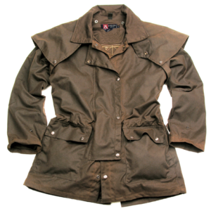 No. 4J02Australian Outback Workhorse Jacket, 12oz Oilskin