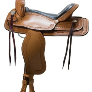 "No. 3090Oak Ridge Trail Pleasure Saddle 15, 16,17"" Seat"