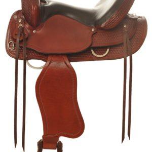 "No. 4159Sierra Flex Trail Pleasure Saddle 15, 16, 17"" Seat"