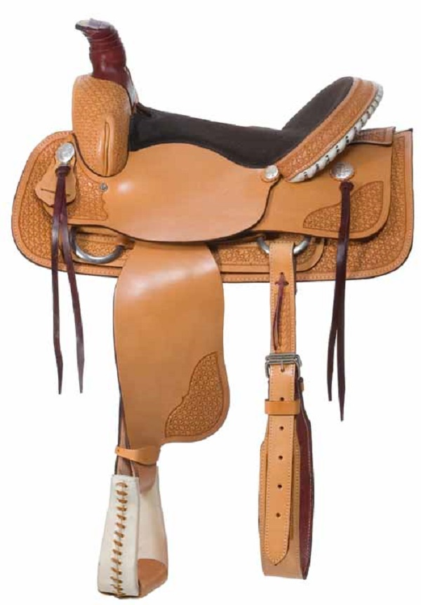 No  3456Grand Prairie Roper Saddle 16