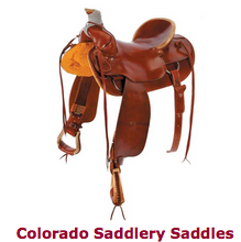 Colorado Saddlery Saddles