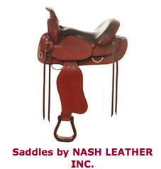 Saddles by NASH LEATHER INC.